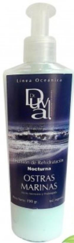 Dr. Duval Emulsión De Rehidratación Nocturna Ostras Marinas