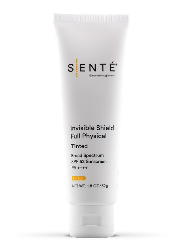 SENTÉ Invisible Shield Full Physical Spf 52 Tinted