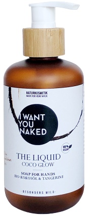 I WANT YOU NAKED The Liquid Coco Glow