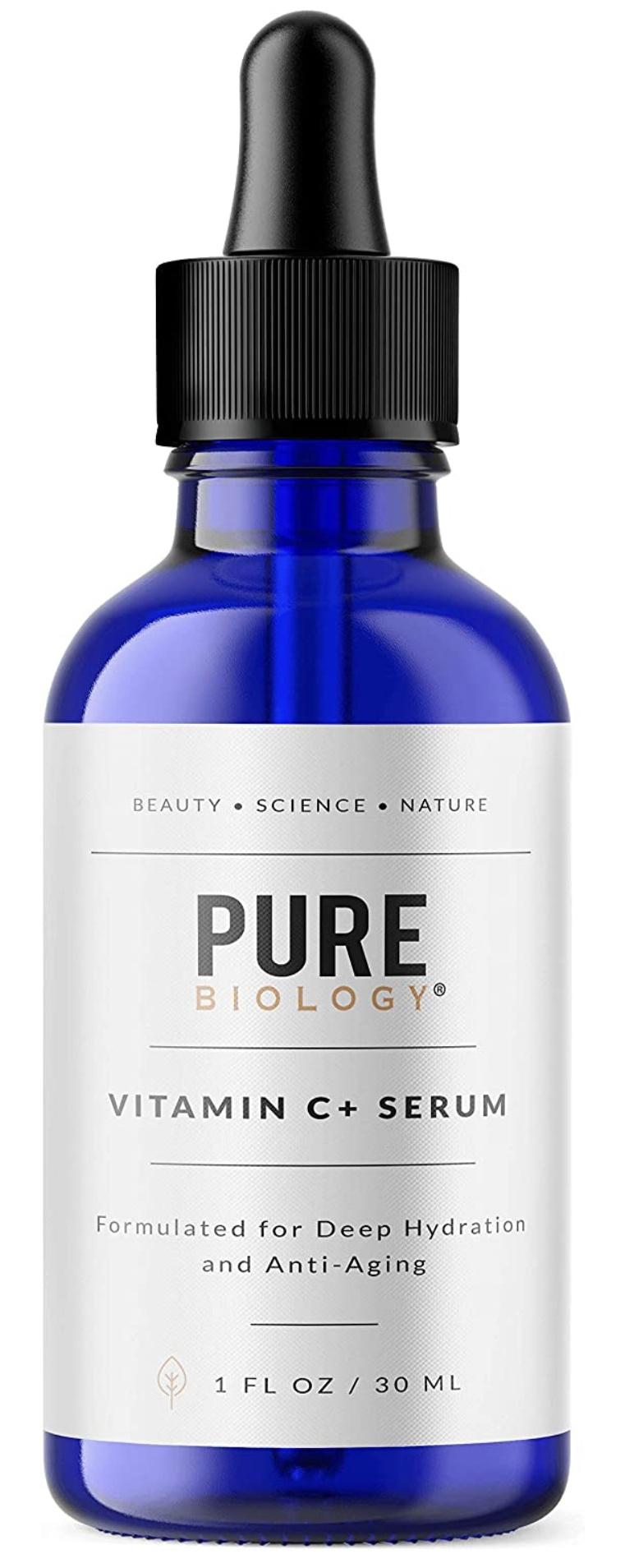 Pure Biology Vitamin C Serum