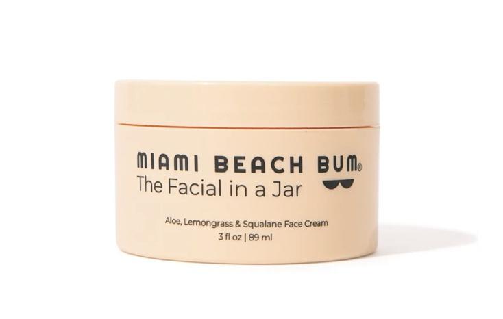 Miami Beach Bum The Facial In A Jar