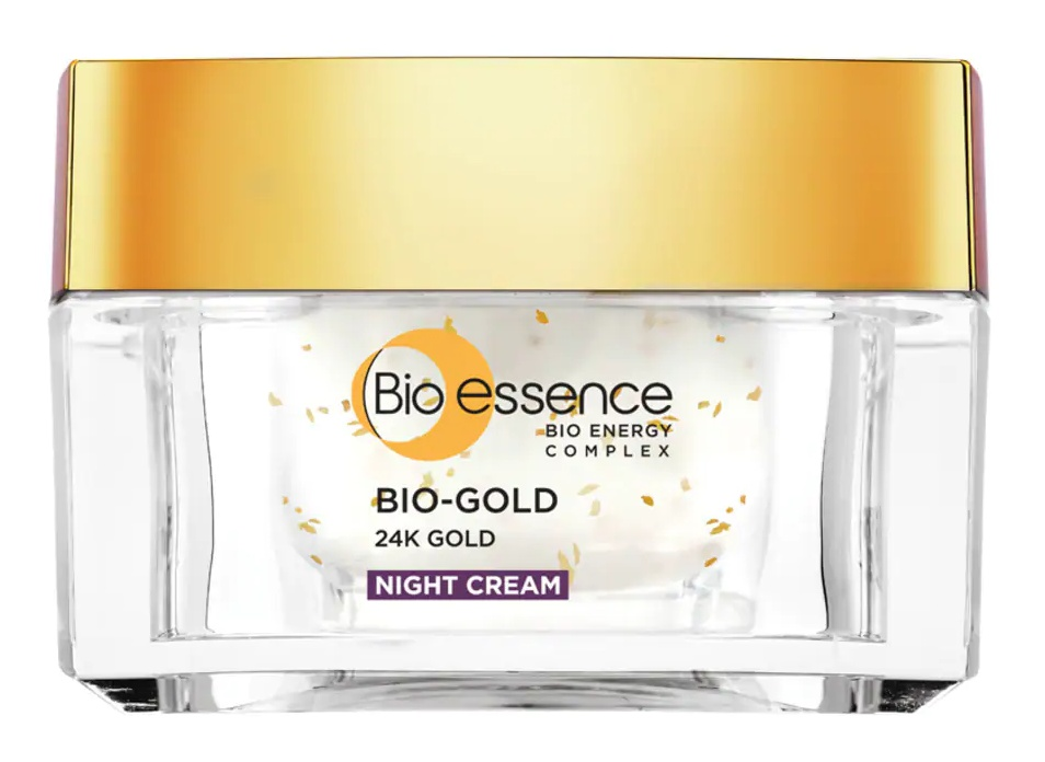 Bio essence Bio-Gold Night Cream