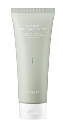 hyggee Soft Reset Green Cleansing Foam