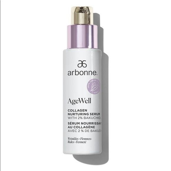 Arbonne Agewell Collagen Nurturing Serum With 2% Bakuchiol
