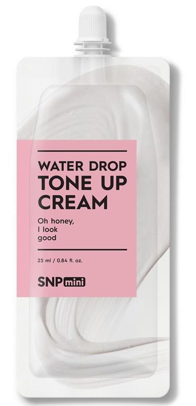 Snp mini Water Drop Tone Up Cream