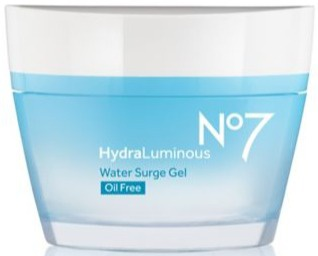 Boots No7 Hydraluminous Water Surge Gel