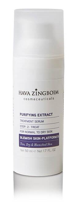 Hava Zingboim Purifying Extract Treatment Serum