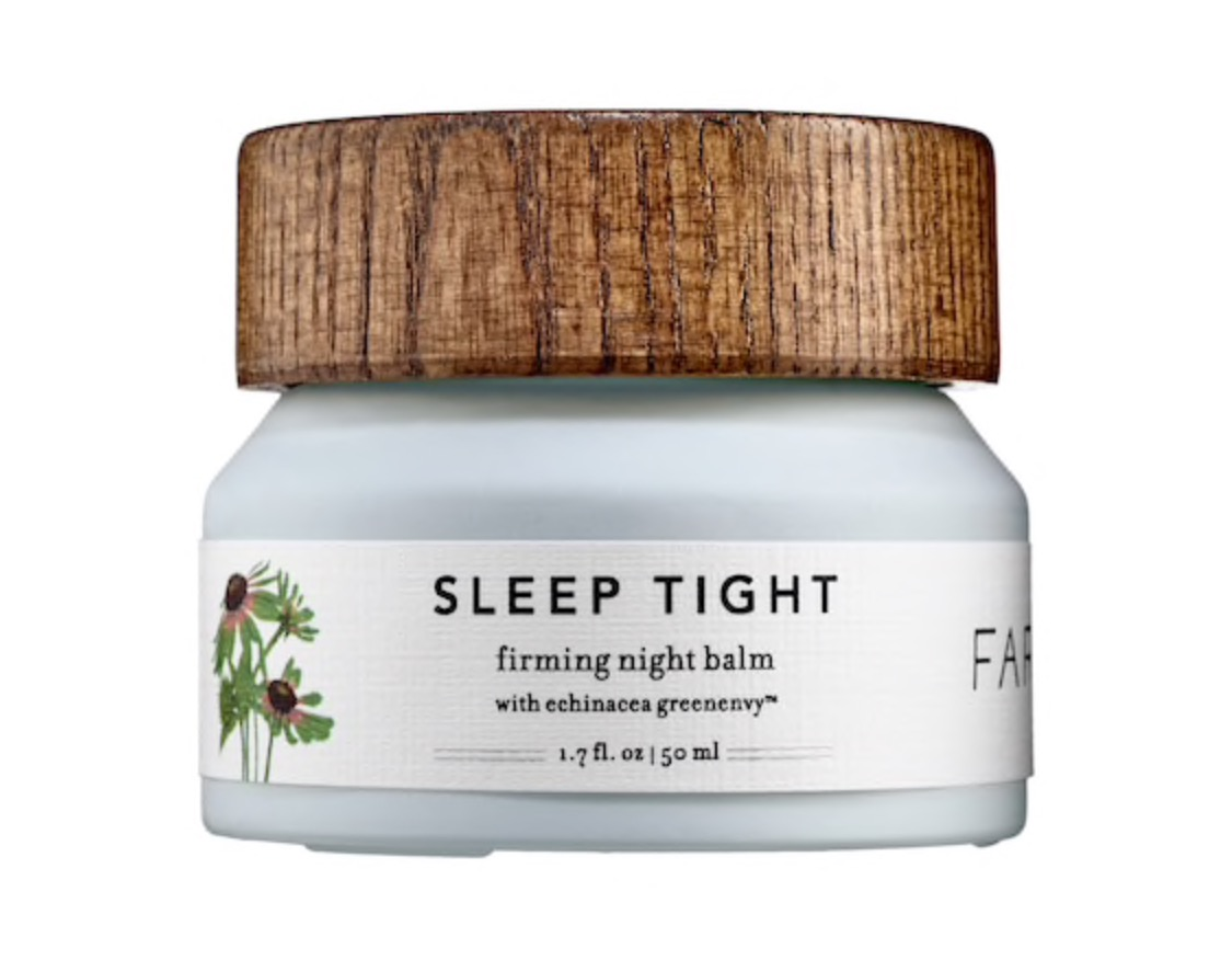 Farmacy Sleep Tight Firming Night Balm With Echinacea Greenenvy