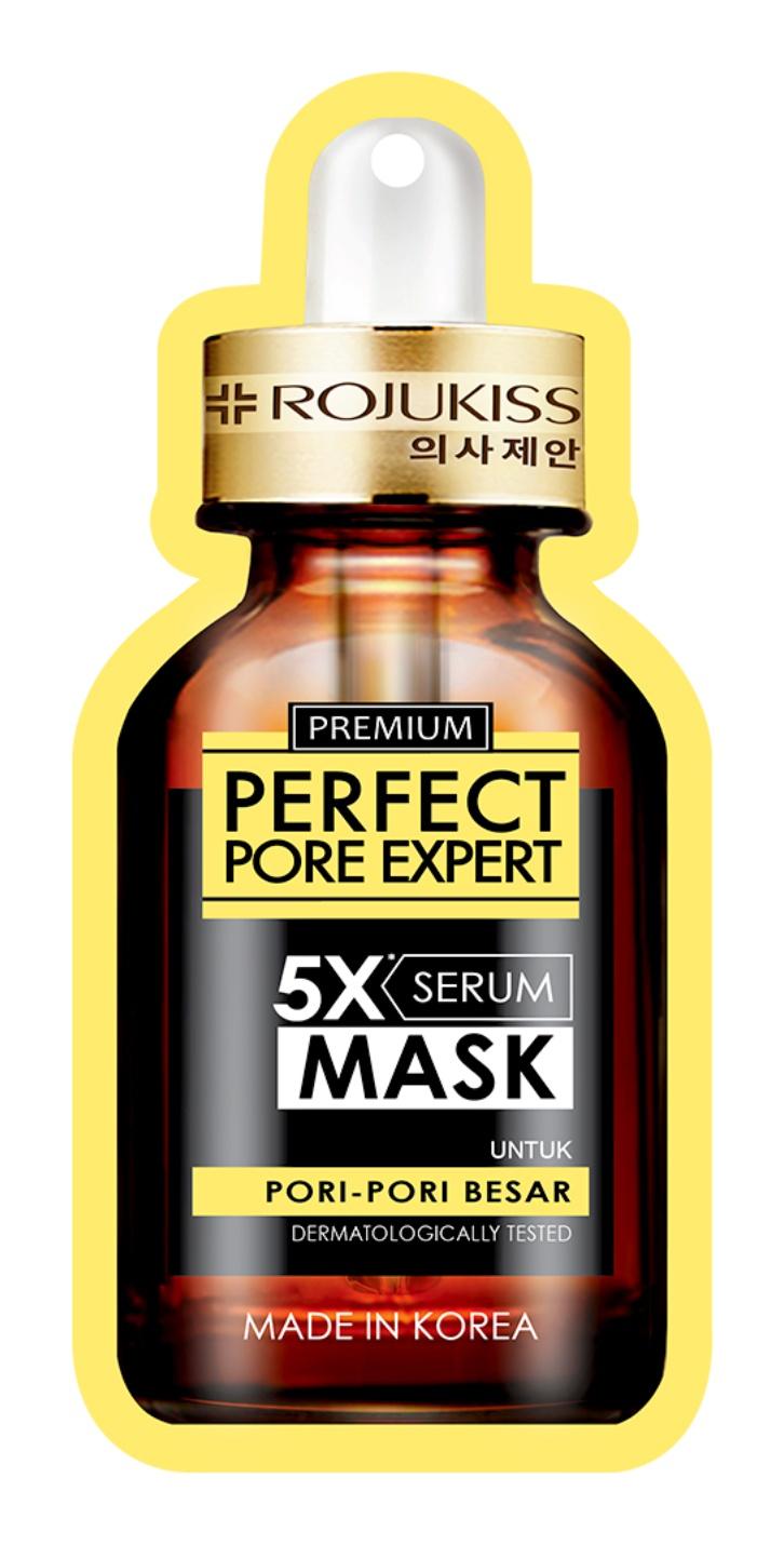 Rojukiss Perfect Pore Expert 5X Serum Mask