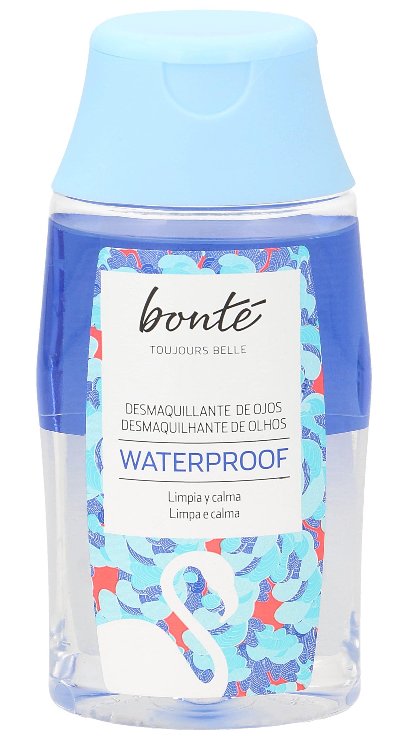 Bonté Desmaquillante De Ojos Waterproof