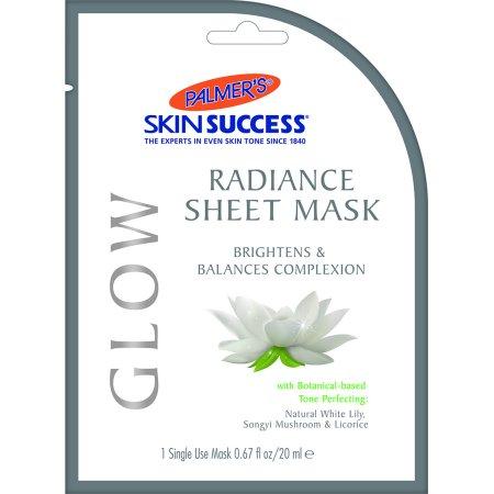 Palmer's SkinSuccess Glow Radiance Sheet Mask