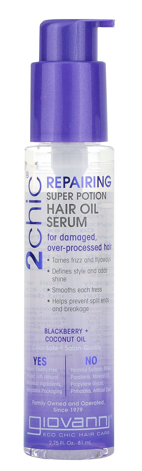 Giovanni 2Chic Repairing Super Potion Hair Oil Serum