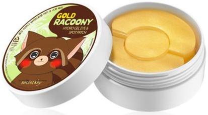Secret Key Secret Key Gold Racoony Hydrogel Eye & Spot Patch