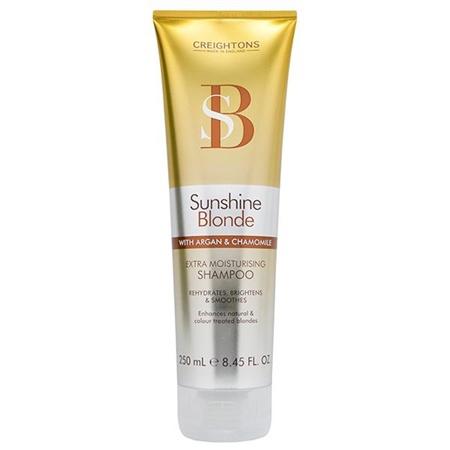 Creightons Sunshine Blonde Extra Moisturizing Shampoo