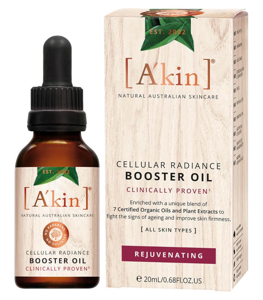 A'KIN Cellular Radiance Booster Oil