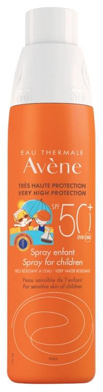 Avene SPF50+ Spray For Kids