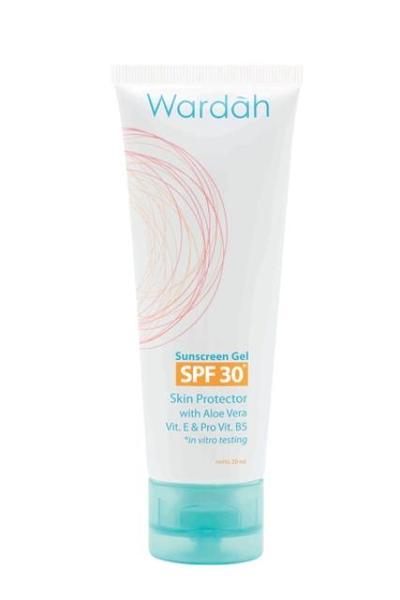 Wardah Sun Care Sunscreen Gel Spf 30 Pa+++
