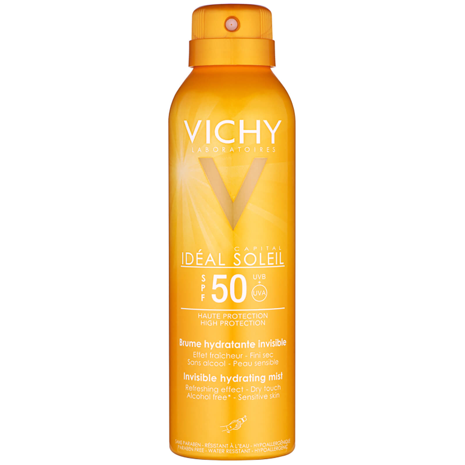 Vischy Ideal Soleil Spf 50 Spray