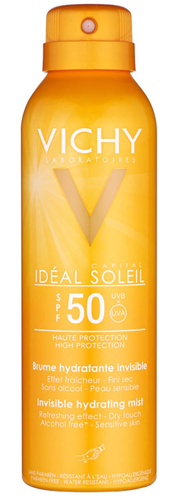 Vischy Ideal Soleil Spf 50 Spray