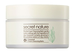 Secret Nature Seaweed Fresh Cleansing Balm