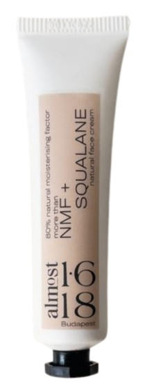 almost 1.618 80% NMF + Squalane Natural Face Cream