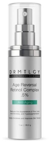 DRMTLGY Age Reversal Retinol Complex .5%