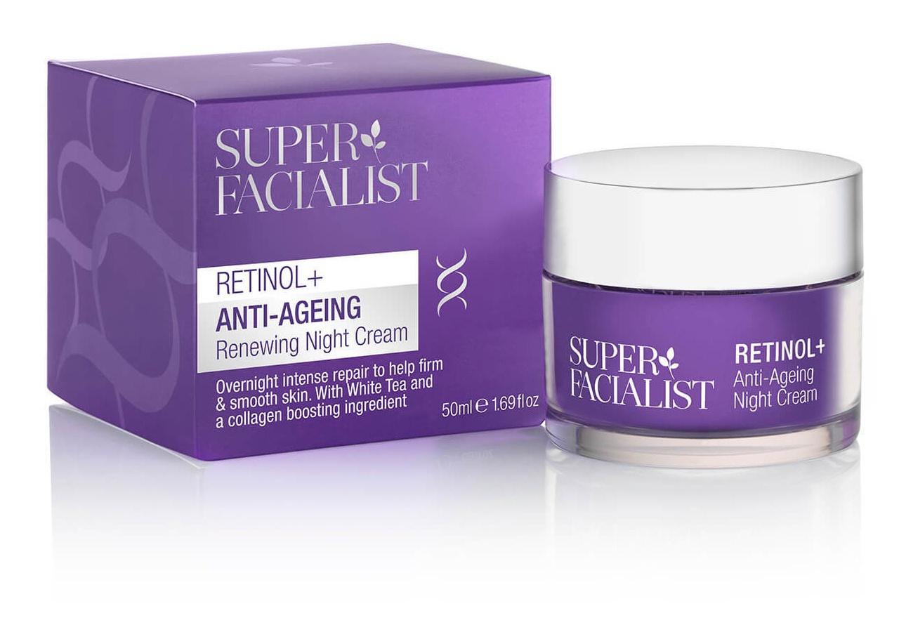 Super Facialist Retinol Night Cream