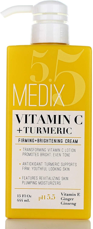 Medix 5.5 Vitamin C Cream W/ Turmeric
