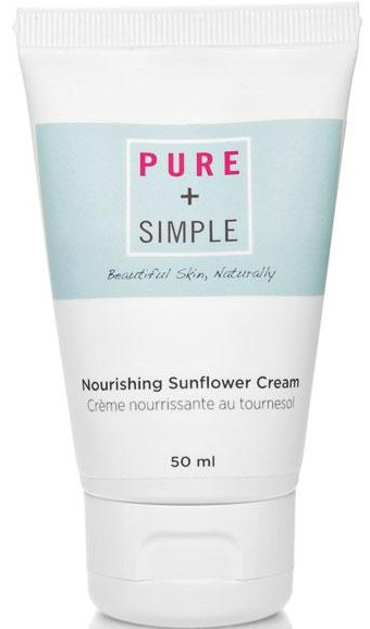 Pure + Simple Nourishing Sunflower Cream