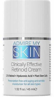 Admire my SKIN Clinically Effective Retinoid Cream