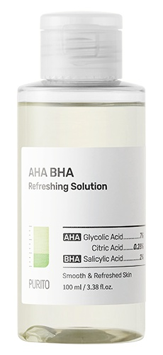 Purito AHA BHA Refreshing Solution