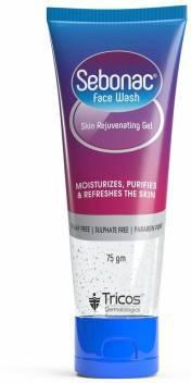 Glowderma Sebonac Face Wash