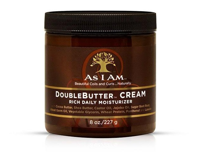 As I Am Naturally Double Butter Styling Cream