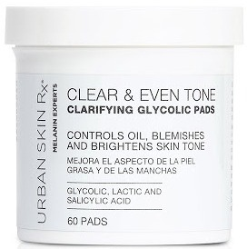 7.5% | Clear & Even Tone Clarifying Glycolic Pads