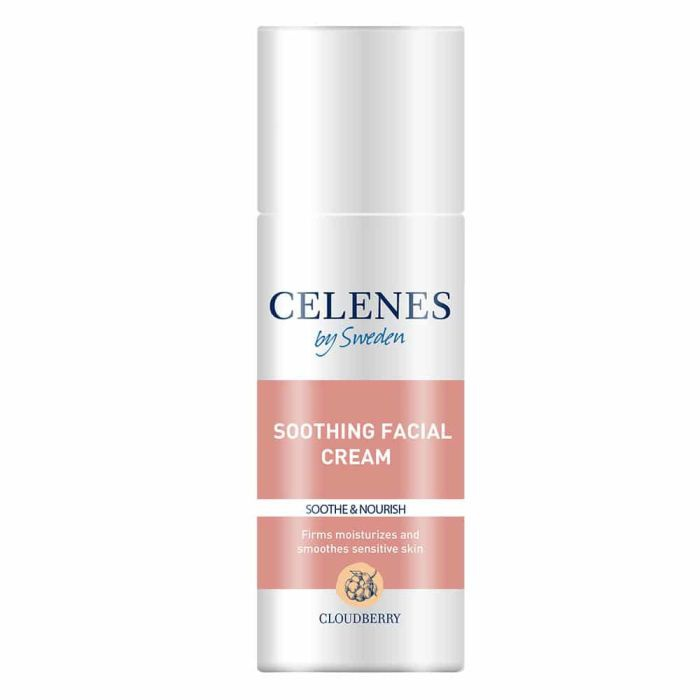 Celenes Cloudberry Soothing Facial Cream