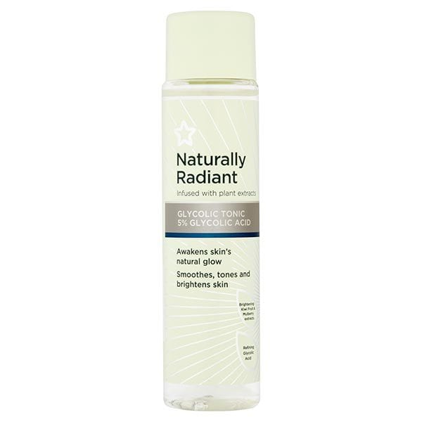 Superdrug Natural Radiant 5% Glycolic Toner