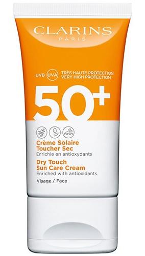Clarins Dry Touch Sun Care Cream