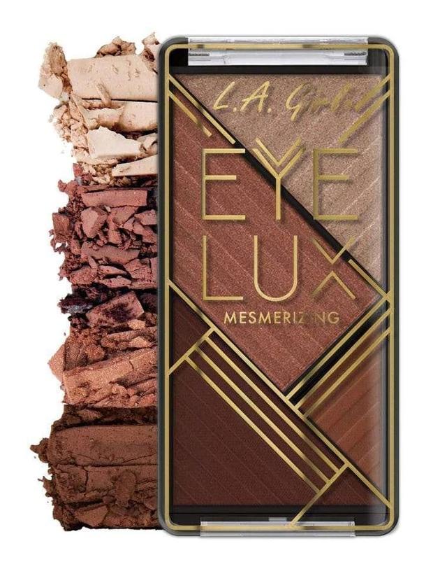 L.a girl cosmetics Eye Lux Eyeshadow Palette