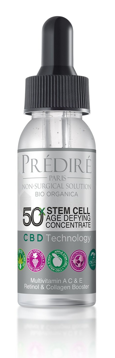 Predire Paris Stem Cell Age Defying Concentrate