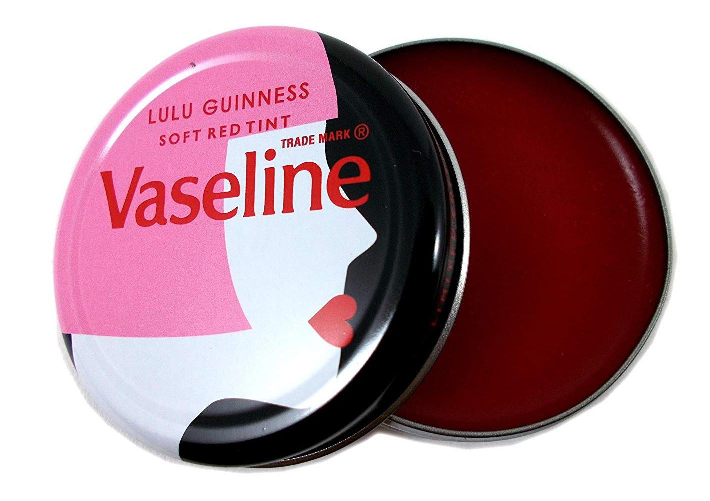 Vaseline Lulu Guinness Soft Red Tint