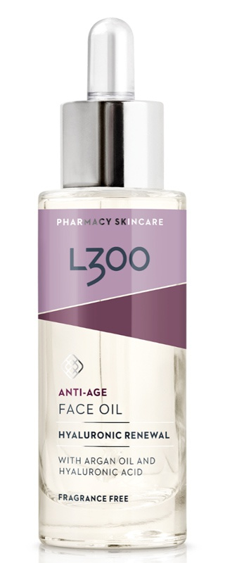 L300 Hyaluronic Renewal Anti-Age Face Oil