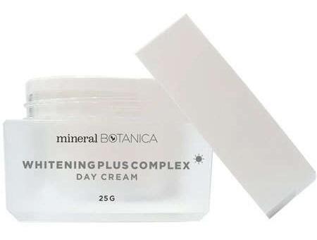 Mineral botanica Whitening Plus Complex Day Cream