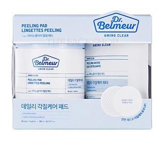 The Face Shop Dr.Belmeur Amino Clear Peeling Pad