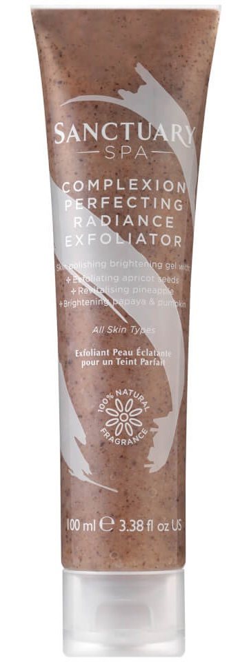 Sanctuary Spa Complexion Perfecting Radiance Exfoliator