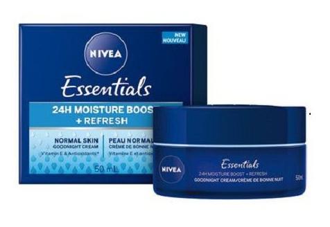 Nivea Daily Essentials 24Hr Moisture Boost + Refresh