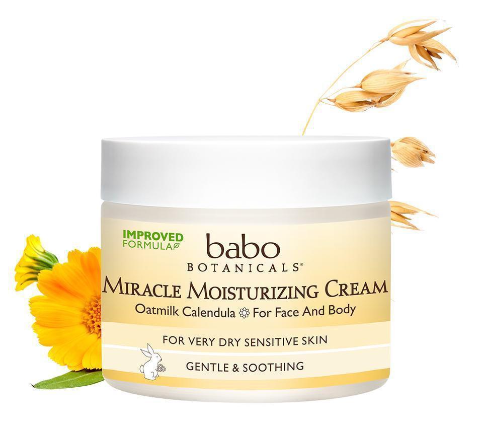 Babo Botanicals Miracle Moisturizing Cream