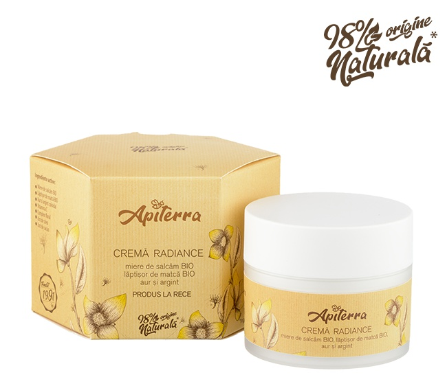 Apiterra Radiance Cream