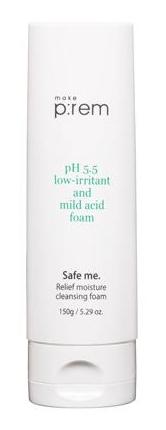 Make P:rem Safe Me. Relief Moisture Cleansing Foam