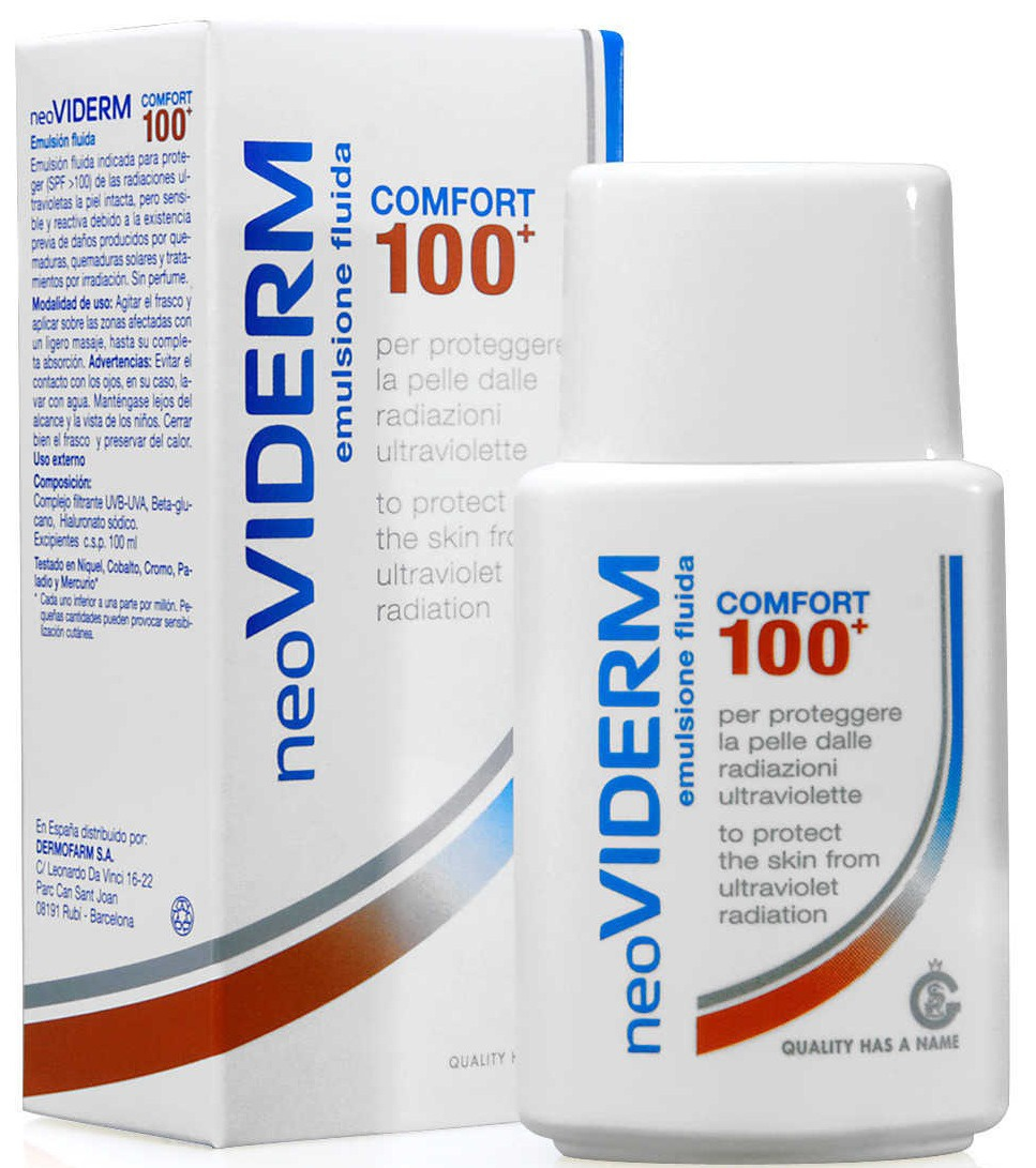 Rilastil Neoviderm Confort  100+ Emulsione