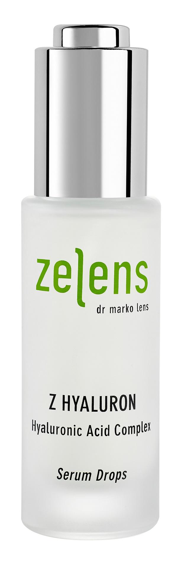 Zelens Hyaluron Hyaluronic Acid Complex Serum Drops